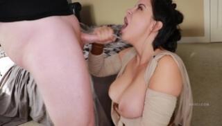 Ловелас связывает жопастую дамочку с мохнаткой и долбит её в анальную дырку