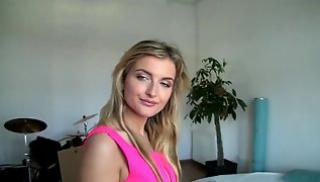 Русский Порно Bидео - Блондинка захотела анального секса